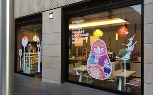 Cocoa and Co (Beirut souks branch)