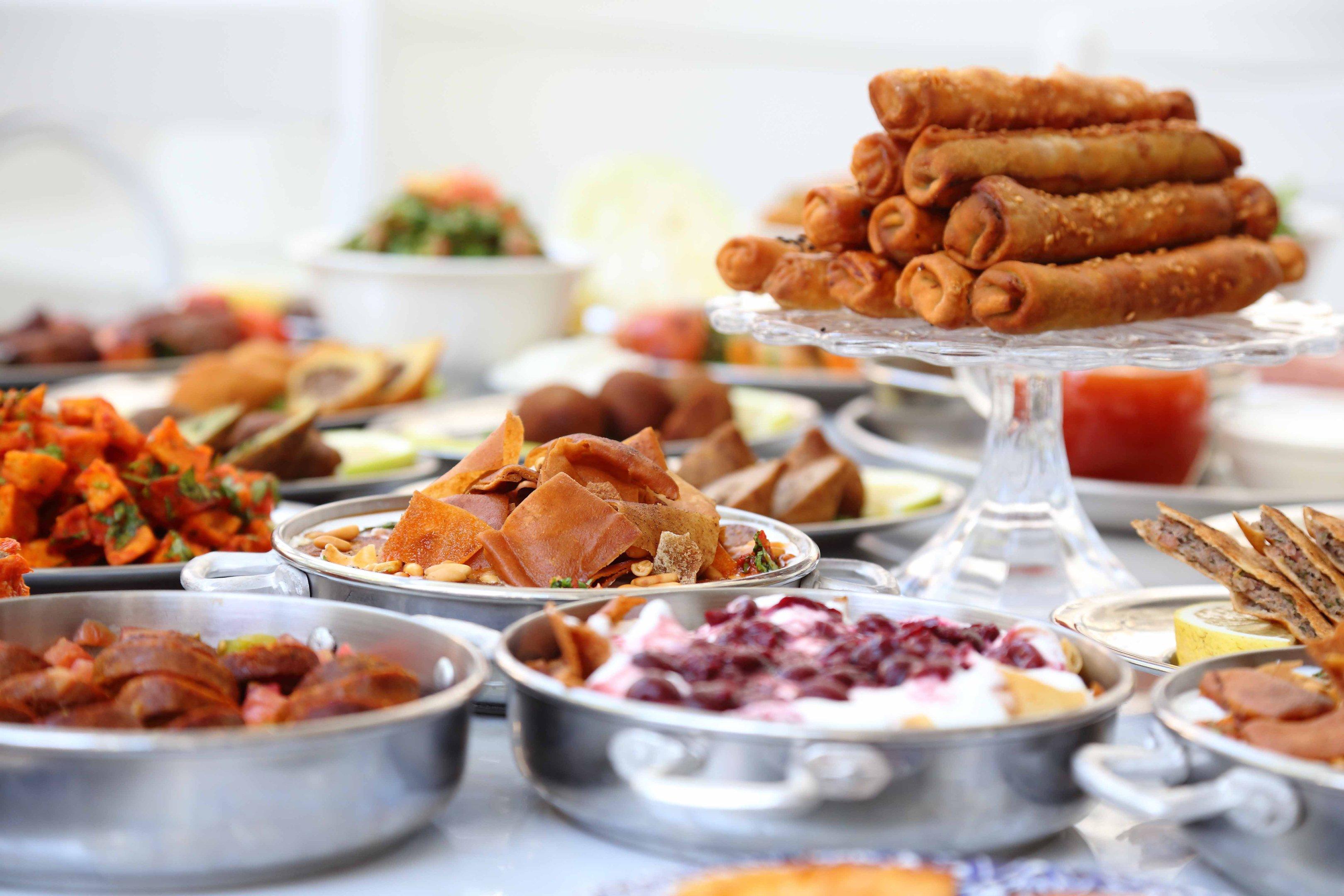Batchig dbayeh food sobeirut for Armenian cuisine aline kamakian