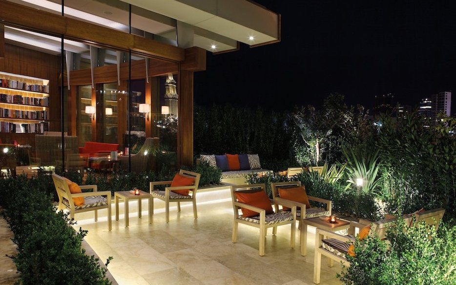 Cigar Lounge - Terrace at night.jpg