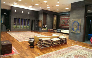 Hadi Maktabi Rare Carpets and Antiques Gallery