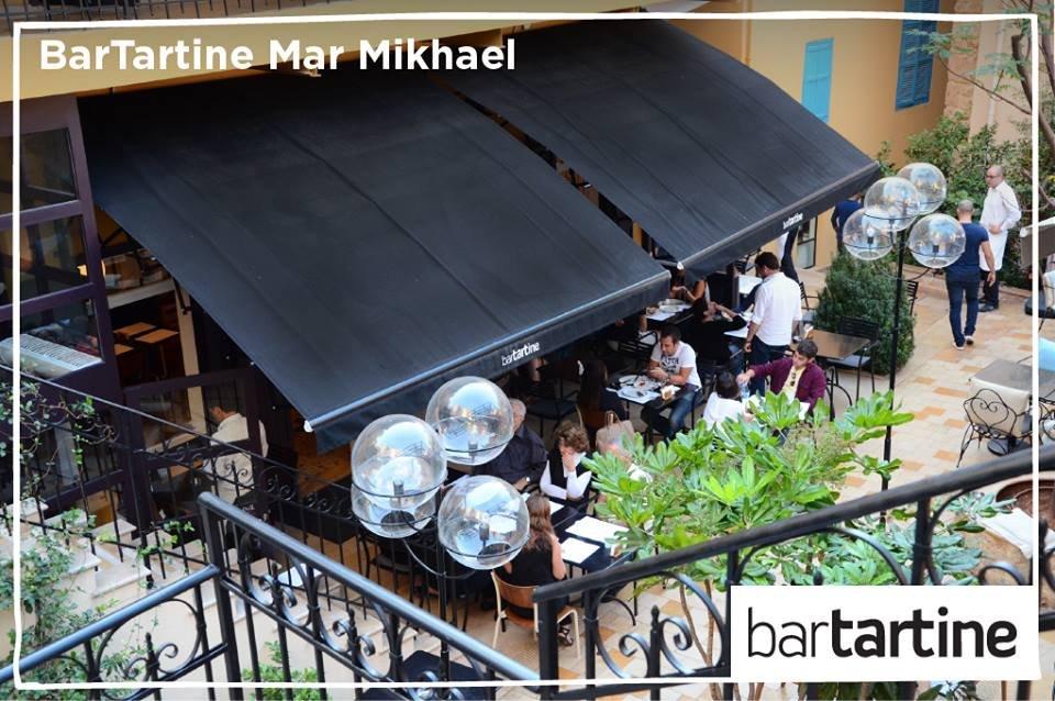 Bar Tartine Beirut Bar Tartine Mar Mikhael
