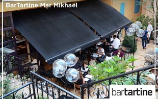 Bar Tartine (Mar Mikhael)
